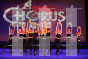 16 Chorus Line